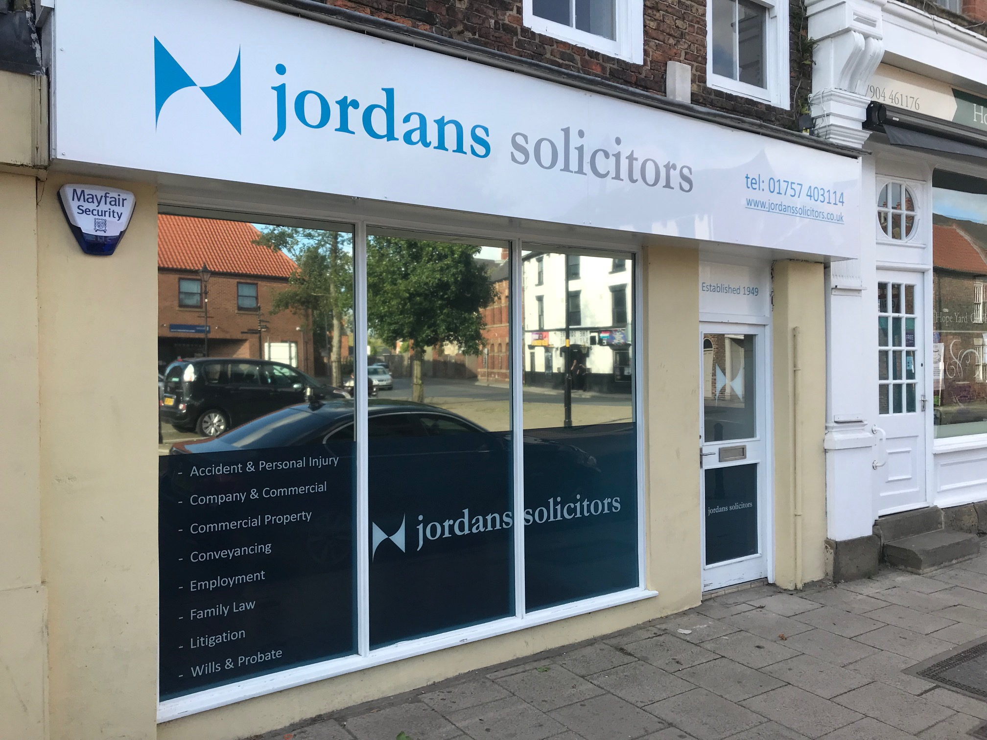 Solicitors In Selby Jordans Solicitors